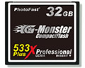 G-MONSTER CF 533Professional Plus