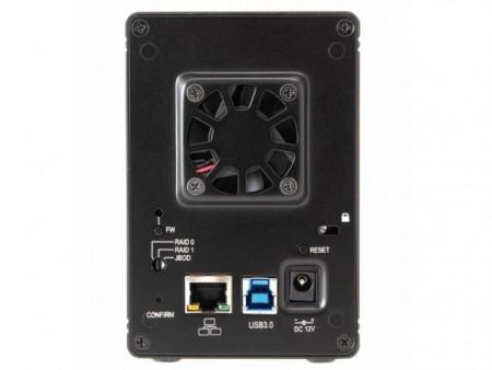 パーソナルクラウド対応RAIDケース、ラトック「RS-EC32-CLD」