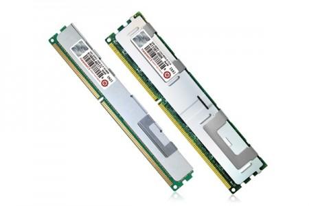 トランセンド、32GBの大容量DDR3 Registeredメモリ「TS4GKR72V3P」など2機種発表