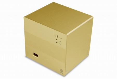 スマホスタンド装備の「NE03」と手のひらキューブ「NE04」。アビーよりNUCケース2製品がリリース