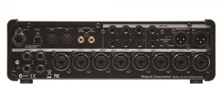 ローランド、16系統入力を備えたUSBオーディオのフラグシップモデル「STUDIO-CAPTURE」発表