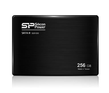 Silicon Power、Ultrabook向け7mm厚2.5インチSSD「S50」シリーズ