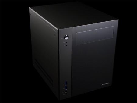 アビー、熱源分離構造の2階建てMini-ITXケース「AS Enclosure W1」発売