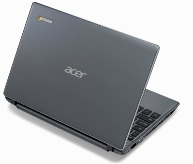 Acer、6時間駆動可能な11.6インチHD液晶採用Chromebook「C710-2055」