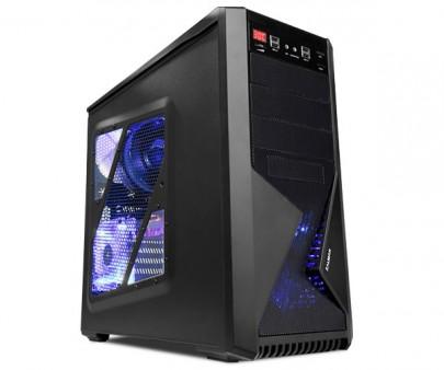 ストーム、Crucial「M500」240GB標準のミドルレンジBTO「Storm Power Extreme Crucial LTD」