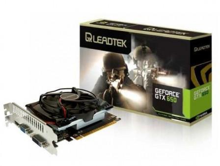 アスク、全長144.7mm、補助電源不要のGTX 650 「LEADTEK GTX650 1024MB GD5 ECO」発売