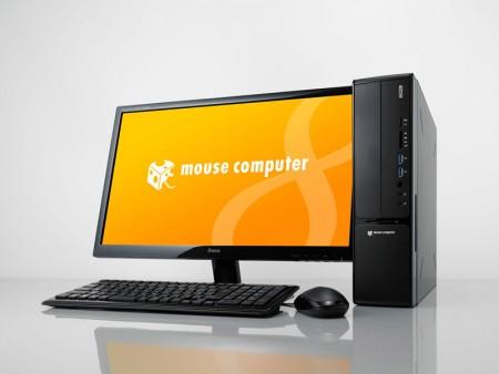 マウス、5万円台からのAMD A10-6800K APU採用BTO 2機種発売開始
