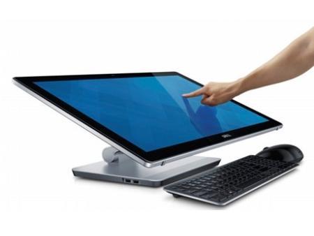 デル史上最薄。動画像処理に強い23インチタッチ液晶一体型PC「Inspiron 23 7000」シリーズ