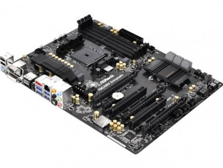 "ASRock、「FM2A88X Extreme6+」で「A10-6800K」世界最高クロック""8520.22MHz""達成"