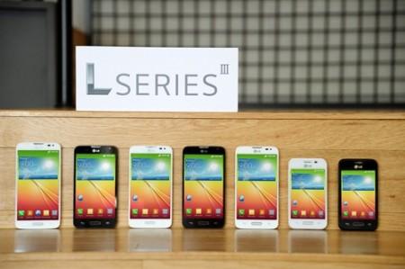 モバイルの祭典「MWC 2014」でデビュー。LGの最新世代ミドルレンジスマホ「L Series III」