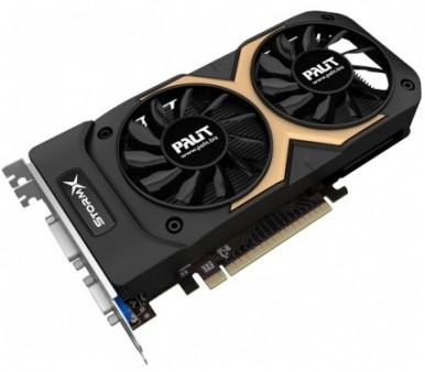 Palit、リファレンスより13%速いGTX 750 Ti OC「GeForce GTX 750 Ti StormX Dual」発表