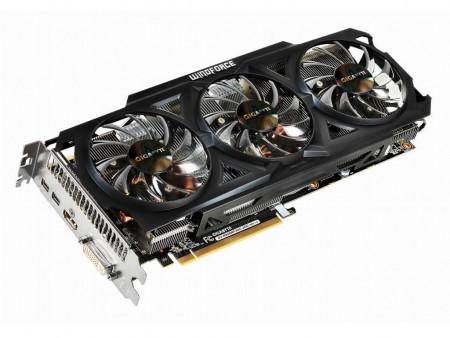 「WINDFORCE 3X」クーラー搭載のOC版Radeon R9 280、GIGABYTE「GV-R928WF3OC-3GD」近く発売