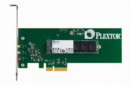 PLEXTOR製PCIe対応SSD「M6e」が29日より発売開始。豪華景品が当たる発売記念キャンペーンも開催