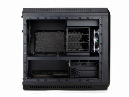 拡張性と冷却性能両立を狙う。2段構造シャシー採用のZALMAN的Mini-ITXケース「ZM-M1」