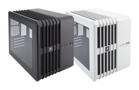 MicroATX対応のデュアルチャンバーCube型ケース、CORSAIR「Carbide Air 240」発売