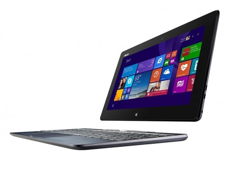 Windows 8.1 Pro搭載の2-in-1タブレットPC、ASUS「TransBook T100TAM」発売