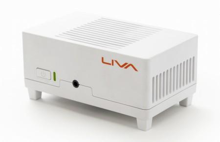 Windows 10搭載の手のひらPC「LIVA」に液晶+キーボード+マウスを同梱。すぐ使えるセットモデル発売