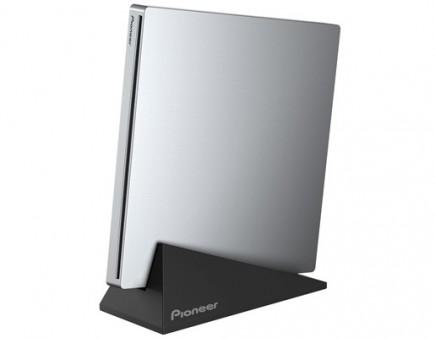Mac OS X対応の世界最小/最薄ポータブルBlu-rayドライブ「BDR-XU03JM」がパイオニアから