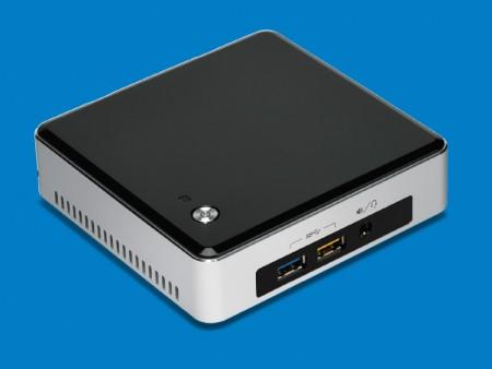 Intel、「CES 2015」にてより薄くハイスペックになったBroadwell搭載NUCを発表