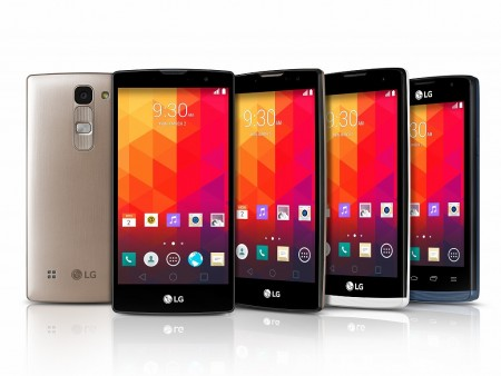 LG、新デザインの高性能ミドルスマホ「LG Magna」を韓国MVNO向けに発売開始