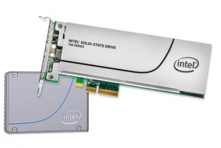Intel、シーケンシャル2,400MB/s、ランダム44万IOSのPCIe3.0(x4)対応SSD「Intel SSD 750」