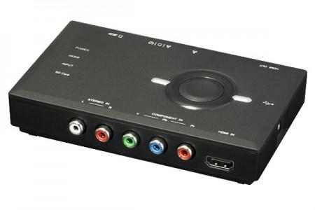 ラトック、スマホ・タブレットから動画配信もできるHDキャプチャボックス「REX-HDGCBOX2」