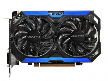 GeForce GTX 960 4GB搭載のショートサイズVGA、GIGABYTE「GV-N960D5-4GD」