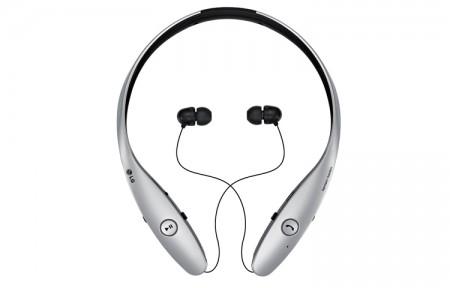 Bluetooth対応のステレオヘッドセット、LG「TONE INFINIM / TONE+」9月中旬発売