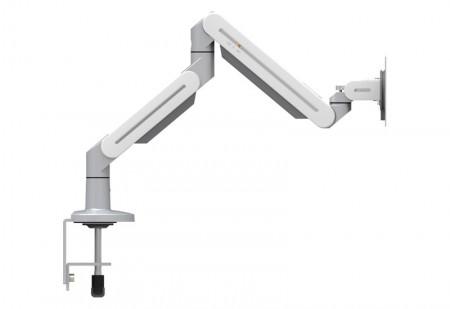 アスク、テンション調整対応のシングルディスプレイアーム、ベルテック「EGNA-202」近日発売