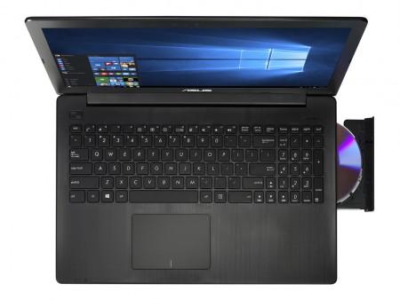 天板にスピン加工を施した15.6型Windows 10搭載ノートPC、ASUS「F553SA」通販限定発売