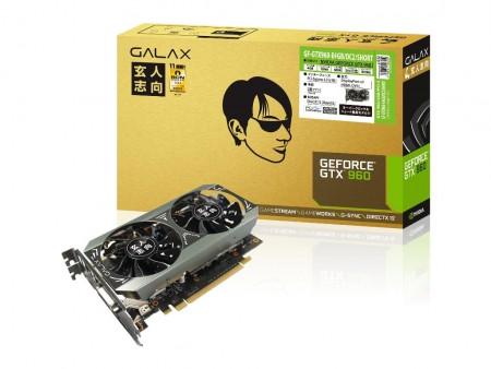 玄人志向、メモリ4GBのショート基板GeForce GTX 960「GF-GTX960-E4GB/OC2/SHORT」発売