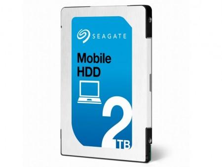 Seagate、7mm厚2.5インチHDDで世界最大容量2TBモデル「ST2000LM」シリーズの出荷開始
