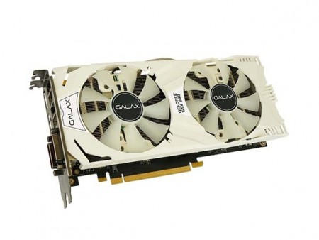 GALAX、ホワイトクーラー搭載のGeForce GTX 960 4GB「GF PGTX960/4GD5 EXOC WHITE」発売