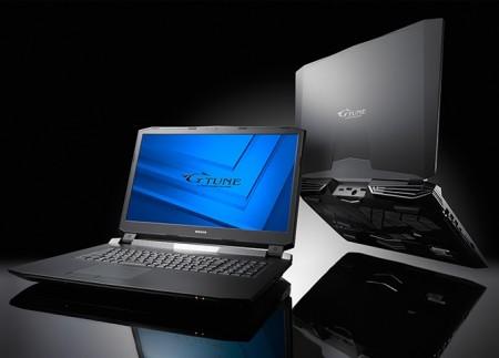 デスクトップ版SkylakeとGTX 980を搭載する17.3型ゲーミングノートがマウスG-Tuneから発売