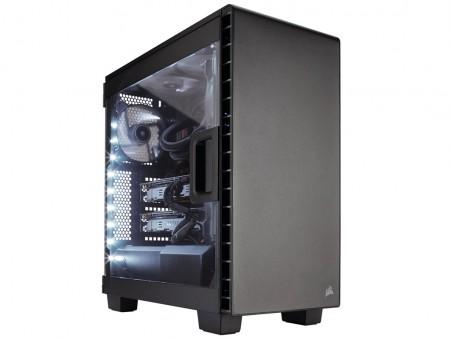 高密度遮音素材による二層構造。CORSAIR静音PCケース「400Q」ほか計2モデル発売