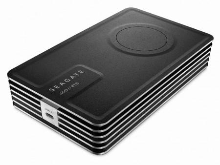 Seagate、USBバスパワー駆動対応の外付け8TB HDD「Innov8」近日発売