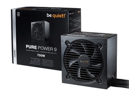 be quiet!、高効率技術「Active Clamp and SR」搭載電源「Pure Power 9」シリーズにケーブル直結モデル