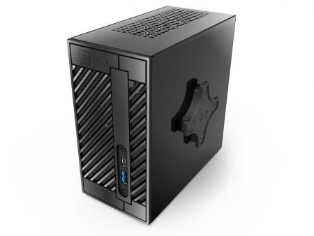 ASRock、Mini-STX対応ベアボーン「DeskMini 110」に「KabyLake」対応BIOS提供開始