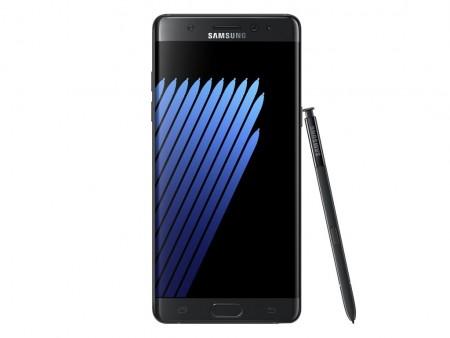 Samsung、虹彩認証&防水対応の手書き入力スマホ最新作「Galaxy Note7」発表