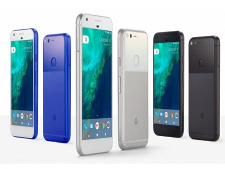 Google、オリジナルスマートフォン「Pixel」シリーズなど計6種発表