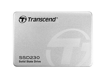 最大転送560MB/sec、最新3D NAND TLC採用のSATA3.0 SSD「SSD230」がTranscendから