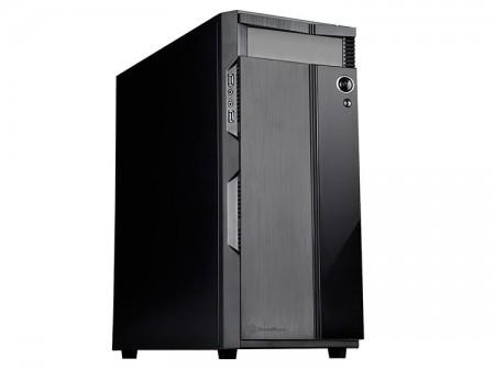 売価6,500円。コスト重視のエントリーミドルタワー、SilverStone「SST-PS14B」16日発売