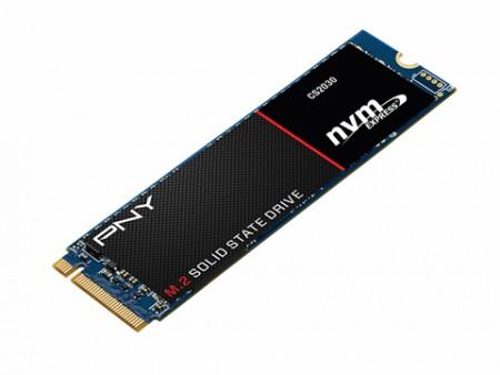 ランダム読込30万IOPS、NVMe対応のM.2 SSD、PNY「CS2030」シリーズ発売