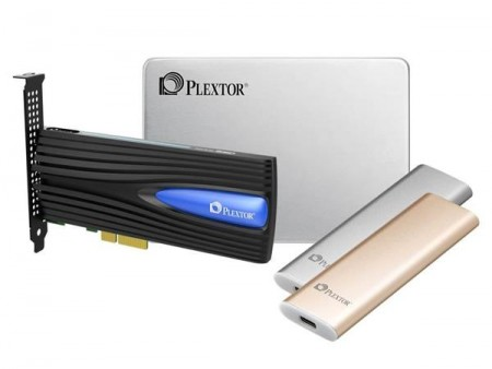 PLEXTOR、最新NVMe SSDやコンシューマ向け3D NAND SSDをCES 2017でお披露目