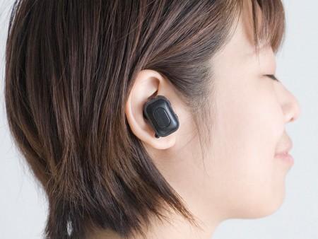 左右完全独立型のTrue Wirelessイヤホンがサンワダイレクトで販売中