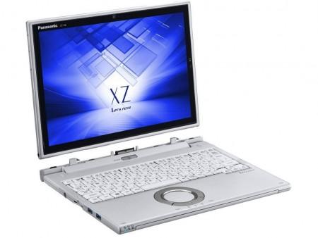パナソニック、世界最軽量の12.0型着脱式モバイルノート「Let's note XZ6」シリーズ