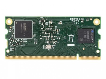 SODIMMサイズの組み込み向け「Raspberry Pi 3」がアールエスコンポーネンツで販売開始