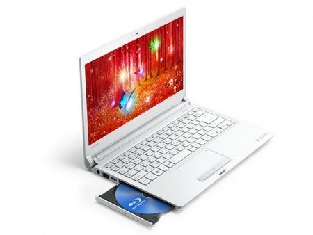 東芝、Kaby LakeとBlu-ray搭載の13.3型モバイルノートPC「dynabook RX73/C」など計6機種