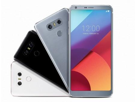 18:9ディスプレイ搭載の持ちやすい最新ファブレット「LG G6」登場