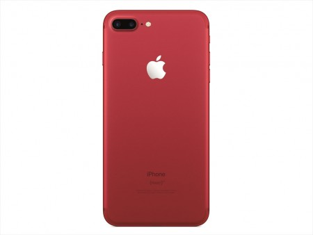 iPhone 7/7 Plusに真紅の新色登場。「(PRODUCT)RED Special Edition」が3月25日に発売